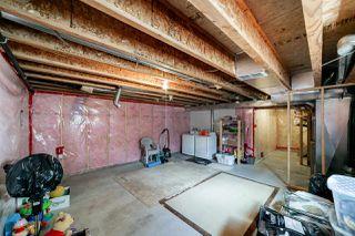 Photo 17: 6829 159A Avenue in Edmonton: Zone 28 House Half Duplex for sale : MLS®# E4155661