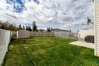 Photo 18: 6829 159A Avenue in Edmonton: Zone 28 House Half Duplex for sale : MLS®# E4155661