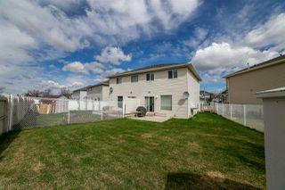 Photo 20: 6829 159A Avenue in Edmonton: Zone 28 House Half Duplex for sale : MLS®# E4155661