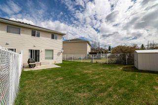 Photo 19: 6829 159A Avenue in Edmonton: Zone 28 House Half Duplex for sale : MLS®# E4155661
