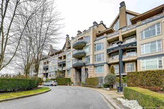 "Photo 1: 317 3600 WINDCREST Drive in North Vancouver: Roche Point Condo for sale in ""WINDSONG AT RAVENWOODS"" : MLS®# R2367906"