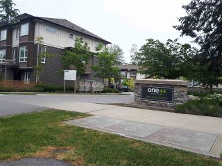"Photo 1: 64 5888 144 Street in Surrey: Sullivan Station Townhouse for sale in ""ONE 44"" : MLS®# R2369913"