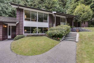 Main Photo: 289 RABBIT Lane in West Vancouver: British Properties House for sale : MLS®# R2374563