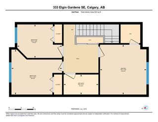 Photo 32: 333 ELGIN Garden SE in Calgary: McKenzie Towne Row/Townhouse for sale : MLS®# C4249507