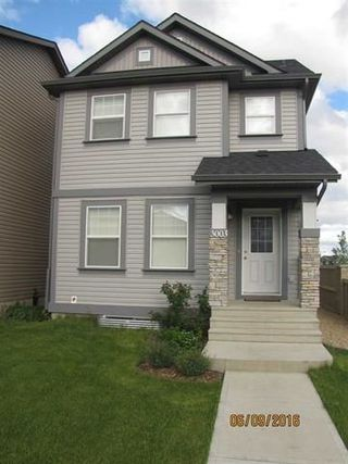 Photo 1: 3003 Arthurs Crescent in Edmonton: Zone 55 House for sale : MLS®# E4161099