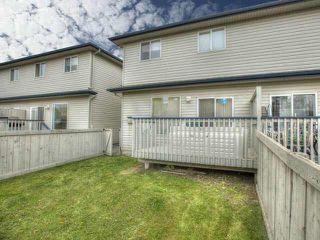Photo 19: 29 345 KIRKNESS Road in Edmonton: Zone 35 House Half Duplex for sale : MLS®# E4161740