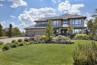 Photo 1: 28 RIVERRIDGE Crescent: Rural Sturgeon County House for sale : MLS®# E4162728