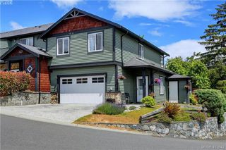 Photo 1: 102 6838 W Grant Road in SOOKE: Sk Sooke Vill Core Row/Townhouse for sale (Sooke)  : MLS®# 412642
