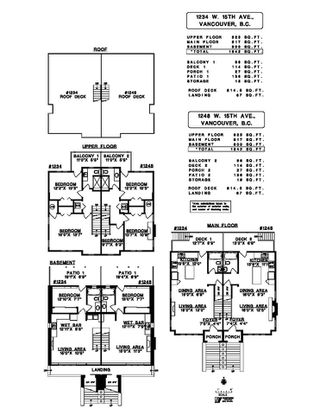 """Photo 20: 1234-48 W 15TH Avenue in Vancouver: Fairview VW House for sale in """"FAIRVIEW"""" (Vancouver West)  : MLS®# R2384684"""