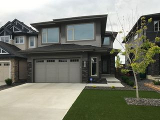 Main Photo: 1983 Ainslie Link in Edmonton: Zone 56 House for sale : MLS®# E4164554