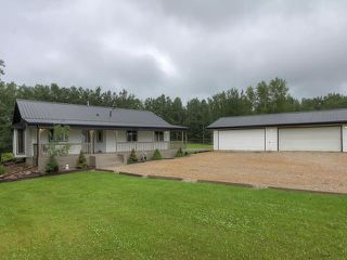 Photo 1: 30 1319 TWP RD 510: Rural Parkland County House for sale : MLS®# E4164730