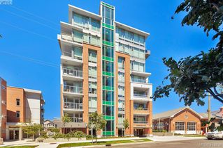 Main Photo: 202E 646 Michigan Street in VICTORIA: Vi James Bay Condo Apartment for sale (Victoria)  : MLS®# 414836