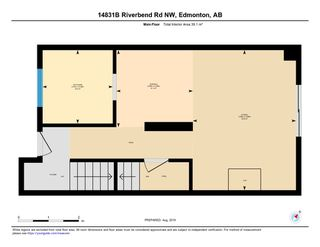 Photo 28: 14831B RIVERBEND Road in Edmonton: Zone 14 Townhouse for sale : MLS®# E4171251