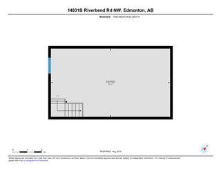 Photo 30: 14831B RIVERBEND Road in Edmonton: Zone 14 Townhouse for sale : MLS®# E4171251