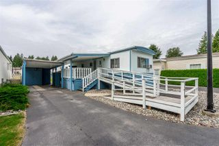 "Main Photo: 138 11923 POPLAR Drive in Pitt Meadows: Central Meadows Manufactured Home for sale in ""Meadow Highlands"" : MLS®# R2419748"