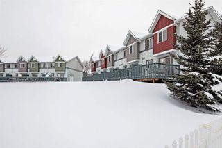 Photo 29: 28 1404 HERMITAGE Road in Edmonton: Zone 35 Townhouse for sale : MLS®# E4185313
