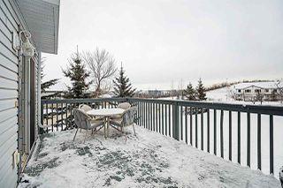Photo 27: 28 1404 HERMITAGE Road in Edmonton: Zone 35 Townhouse for sale : MLS®# E4185313