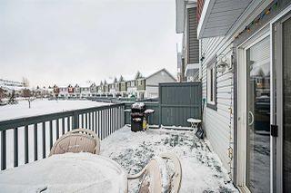 Photo 28: 28 1404 HERMITAGE Road in Edmonton: Zone 35 Townhouse for sale : MLS®# E4185313