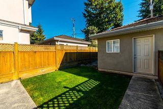 Photo 19:  in Vancouver: Marpole House Duplex for rent : MLS®# AR131