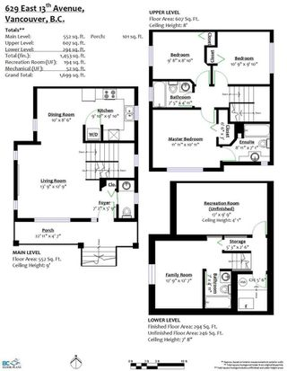 Photo 40: 629 E 13TH Avenue in Vancouver: Mount Pleasant VE House 1/2 Duplex for sale (Vancouver East)  : MLS®# R2488207