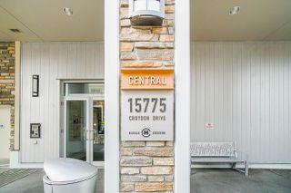 """Photo 2: 201 15775 CROYDON Drive in Surrey: Grandview Surrey Condo for sale in """"Morgan Crossing"""" (South Surrey White Rock)  : MLS®# R2507362"""