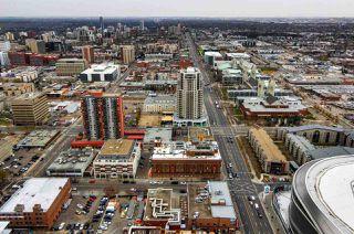 Photo 14: 4006 10360 102 Street in Edmonton: Zone 12 Condo for sale : MLS®# E4218667