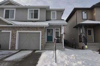 Main Photo: 10604 99 Street: Morinville House Half Duplex for sale : MLS®# E4226044