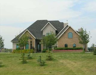 Photo 1:  in CALGARY: Rural Rocky View MD Residential Detached Single Family for sale : MLS®# C3136810