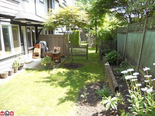 """Photo 10: 29 15968 82ND Avenue in Surrey: Fleetwood Tynehead Townhouse for sale in """"Shelbourne Lane"""" : MLS®# F1119632"""