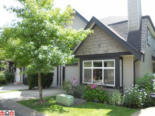 """Photo 1: 29 15968 82ND Avenue in Surrey: Fleetwood Tynehead Townhouse for sale in """"Shelbourne Lane"""" : MLS®# F1119632"""