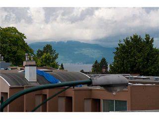 """Photo 9: 301 2015 TRAFALGAR Street in Vancouver: Kitsilano Condo for sale in """"TRAFALGAR SQUARE"""" (Vancouver West)  : MLS®# V909258"""