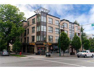 """Photo 10: 301 2015 TRAFALGAR Street in Vancouver: Kitsilano Condo for sale in """"TRAFALGAR SQUARE"""" (Vancouver West)  : MLS®# V909258"""