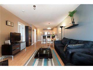 """Photo 2: 301 2015 TRAFALGAR Street in Vancouver: Kitsilano Condo for sale in """"TRAFALGAR SQUARE"""" (Vancouver West)  : MLS®# V909258"""