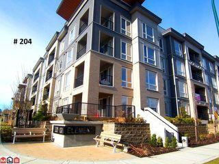 Photo 1: 204 13339 102A Avenue in Surrey: Whalley Condo for sale : MLS®# F1102960