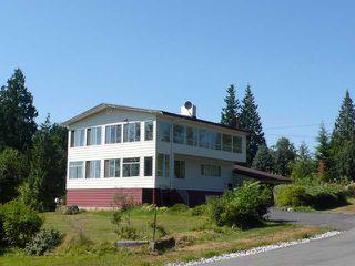 Photo 1: 9860 284TH ST in Maple Ridge: Whonnock House for sale : MLS®# V1019297
