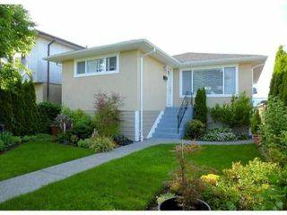 Main Photo: 3643 E 29TH AV in Vancouver: Renfrew Heights House for sale (Vancouver East)  : MLS®# V1010864