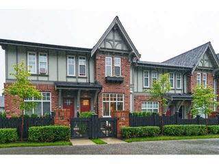 "Photo 1: 29 1320 RILEY Street in Coquitlam: Burke Mountain Townhouse for sale in ""RILEY"" : MLS®# V1093490"