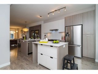 """Photo 2: 29 1320 RILEY Street in Coquitlam: Burke Mountain Townhouse for sale in """"RILEY"""" : MLS®# V1093490"""