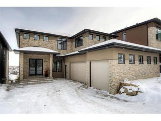 Main Photo: 51 ELMONT Drive SW in Calgary: Springbank Hill House for sale : MLS®# C4005258