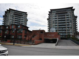 "Photo 1: 1008 6888 COONEY Road in Richmond: Brighouse Condo for sale in ""EMERALD"" : MLS®# V1130588"
