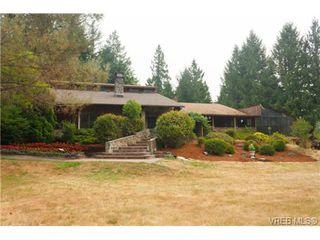 Photo 1: 5435 Kiowa Road in VICTORIA: SW Prospect Lake Single Family Detached for sale (Saanich West)  : MLS®# 353716