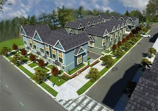 """Photo 1: 23-B2 14388 103 Avenue in Surrey: Whalley Townhouse for sale in """"THE VIRTUE"""" (North Surrey)  : MLS®# R2012021"""