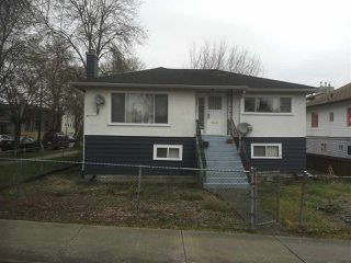 Main Photo: 609 E 17TH Avenue in Vancouver: Fraser VE House for sale (Vancouver East)  : MLS®# R2031993