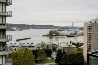 Photo 12: 1401 828 AGNES Street in New Westminster: Downtown NW Condo for sale : MLS®# R2053415