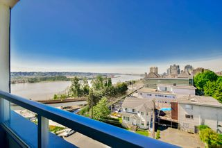 "Photo 37: 701 31 ELLIOT Street in New Westminster: Downtown NW Condo for sale in ""ROYAL ALBERT TOWER"" : MLS®# R2065597"