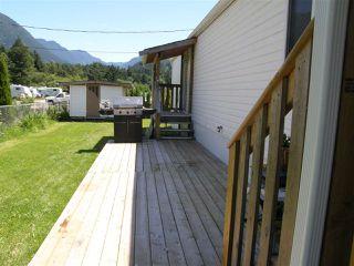 Photo 11: 44 65367 KAWKAWA LAKE Road in Hope: Hope Kawkawa Lake Manufactured Home for sale : MLS®# R2077545