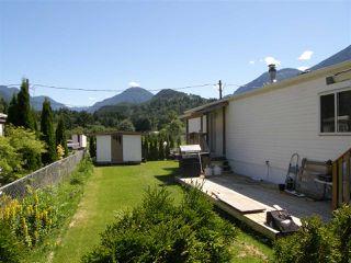 Photo 8: 44 65367 KAWKAWA LAKE Road in Hope: Hope Kawkawa Lake Manufactured Home for sale : MLS®# R2077545