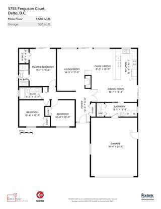 Photo 20: 5755 FERGUSON Court in Delta: Tsawwassen East House for sale (Tsawwassen)  : MLS®# R2090014