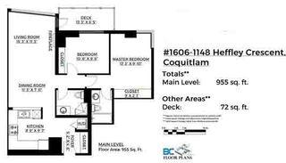 "Photo 18: 1606 1148 HEFFLEY Crescent in Coquitlam: North Coquitlam Condo for sale in ""THE CENTURA"" : MLS®# R2097705"