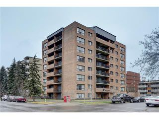 Main Photo: 802 1414 12 Street SW in Calgary: Beltline Condo for sale : MLS®# C4087498